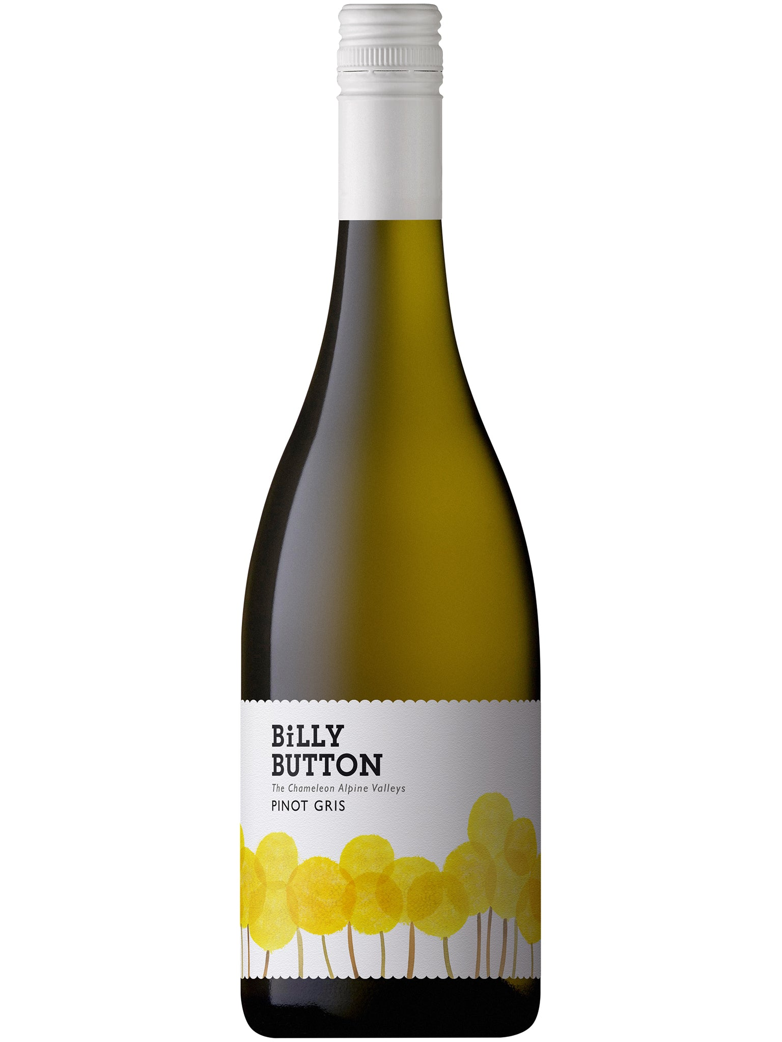Billy Button Pinot Gris 12pk 2018