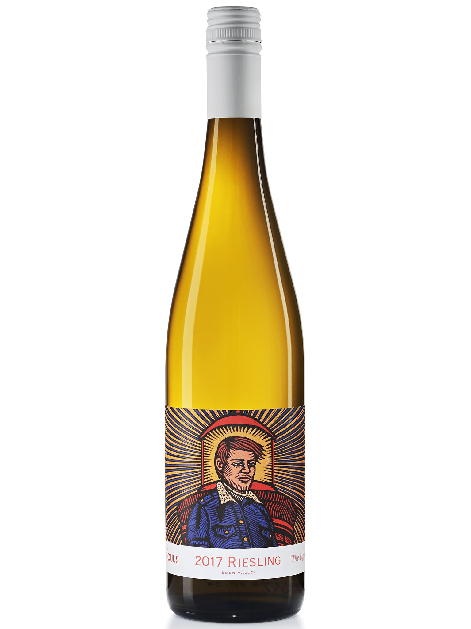Brave Souls 'The Lighthouse Keeper' Riesling 12pk 2017