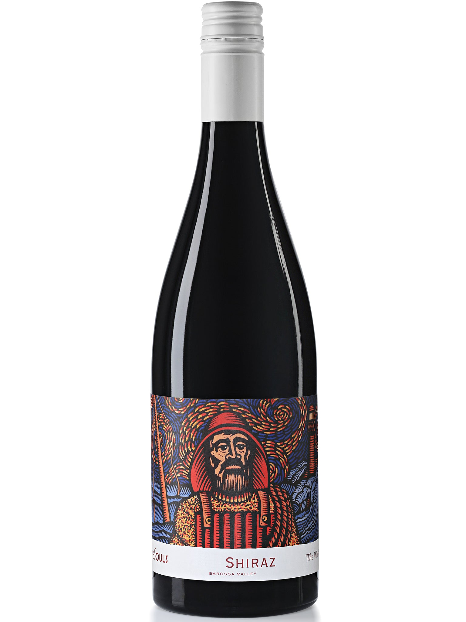 Brave Souls 'The Whaler' Shiraz 12pk 2017