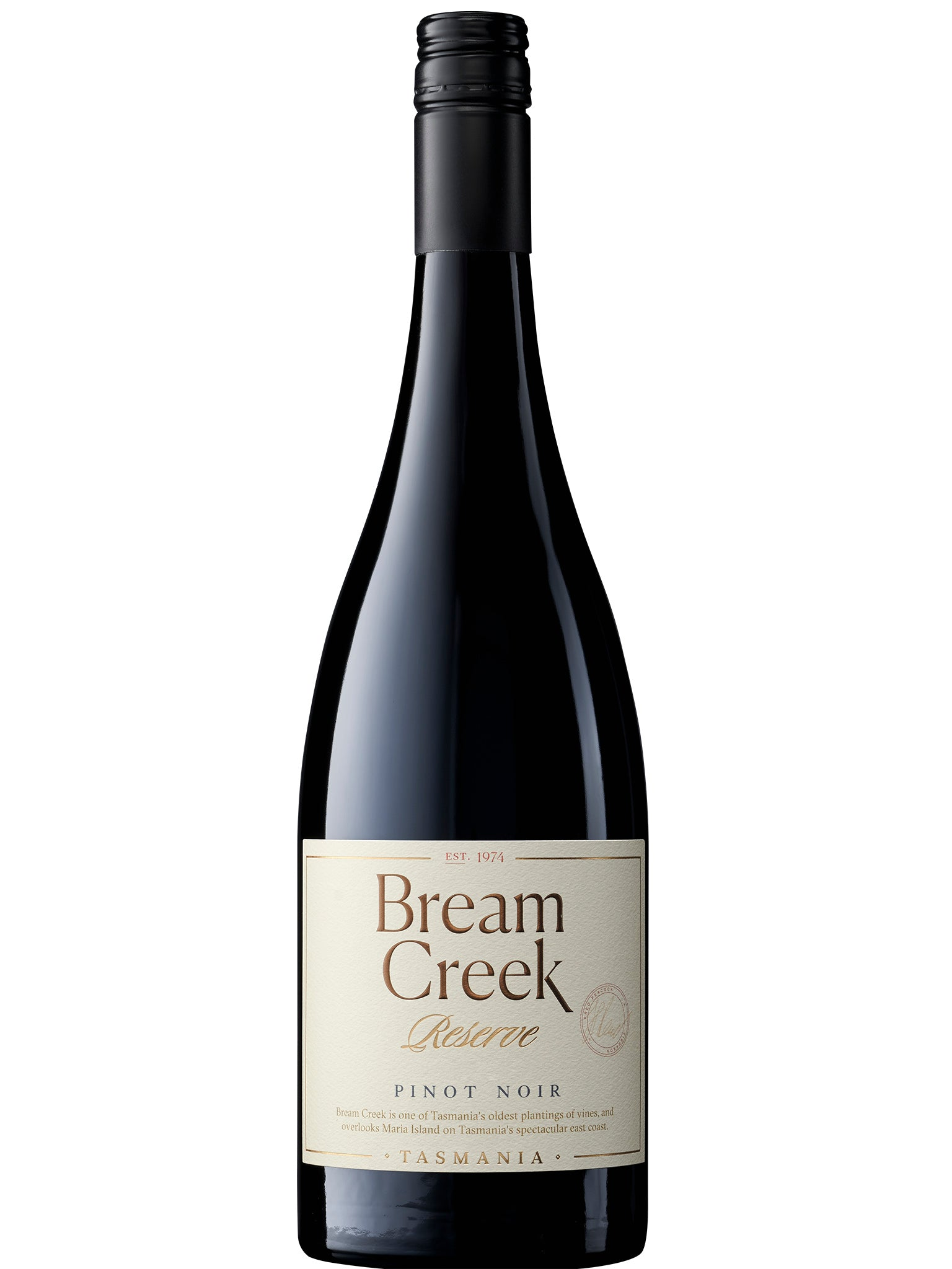 Bream Creek Reserve Pinot Noir 6pk 2018