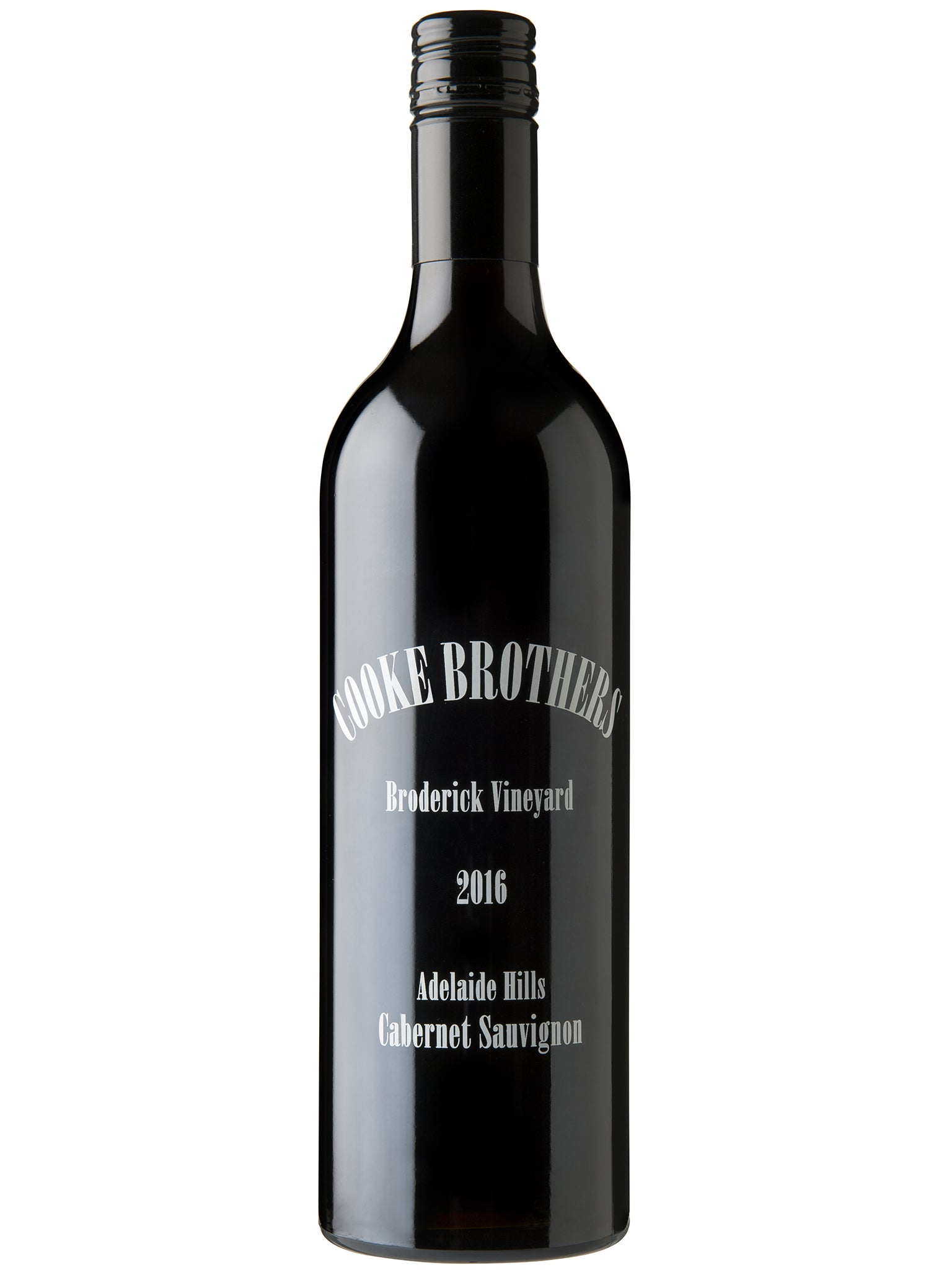 Cooke Brothers Broderick Cabernet 6pk 2016