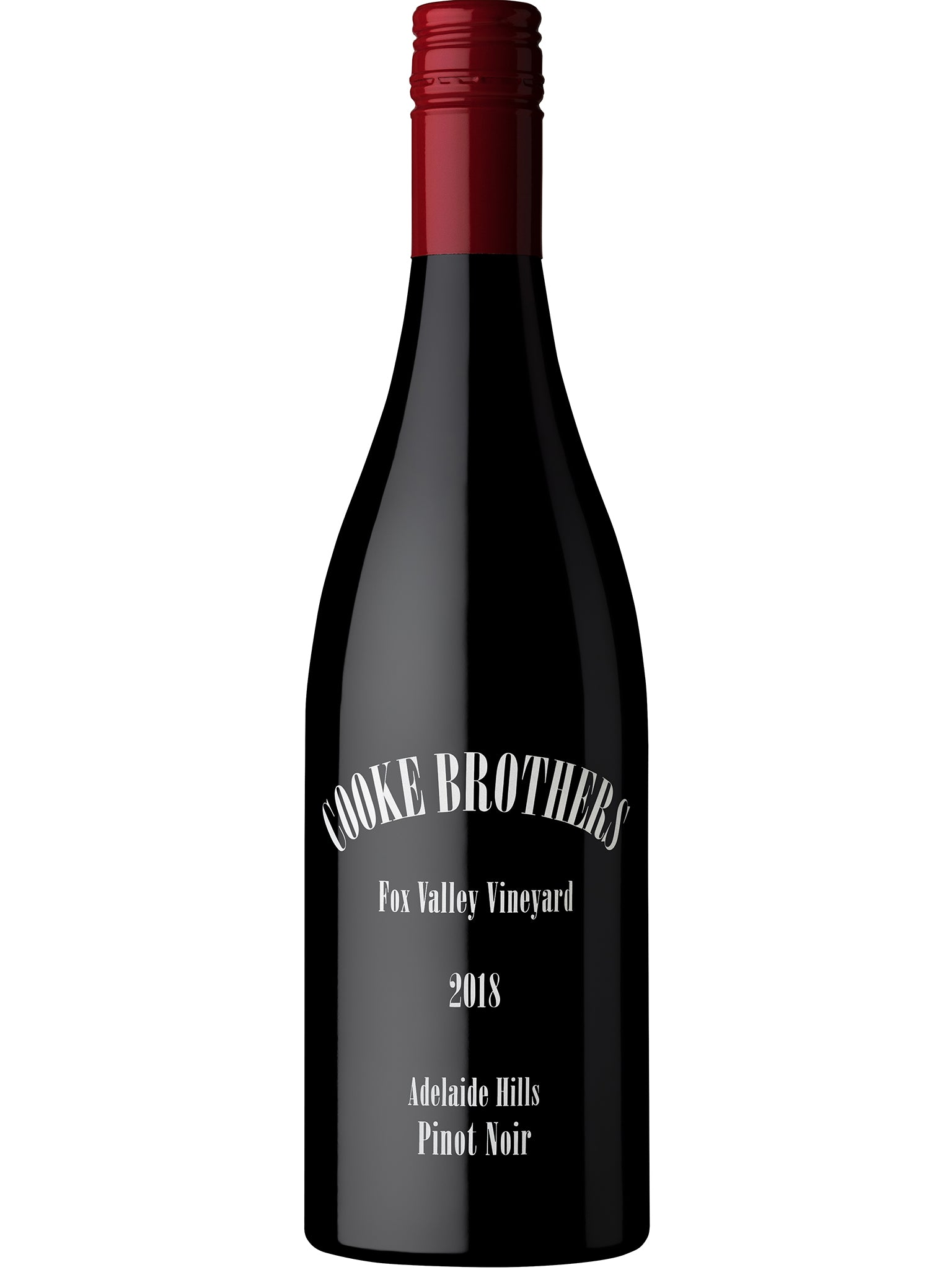 Cooke Brothers Fox Valley Pinot Noir 12pk 2018
