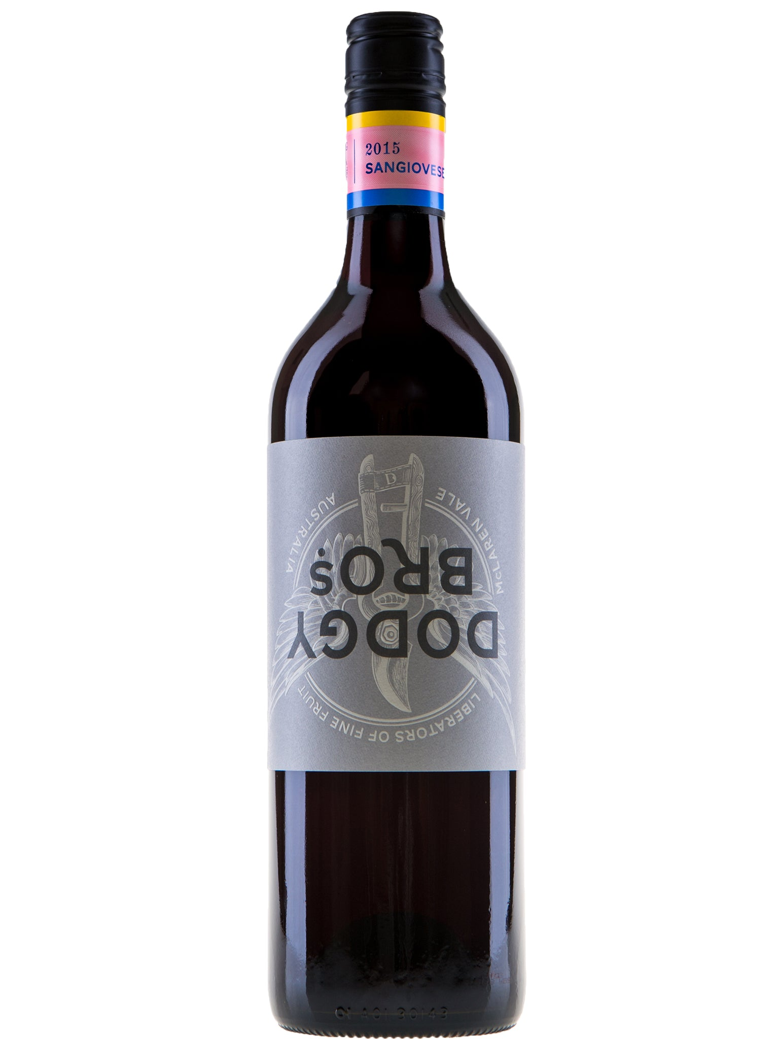 Dodgy Bros Sangiovese 12pk 2015 - Vigorous Bros