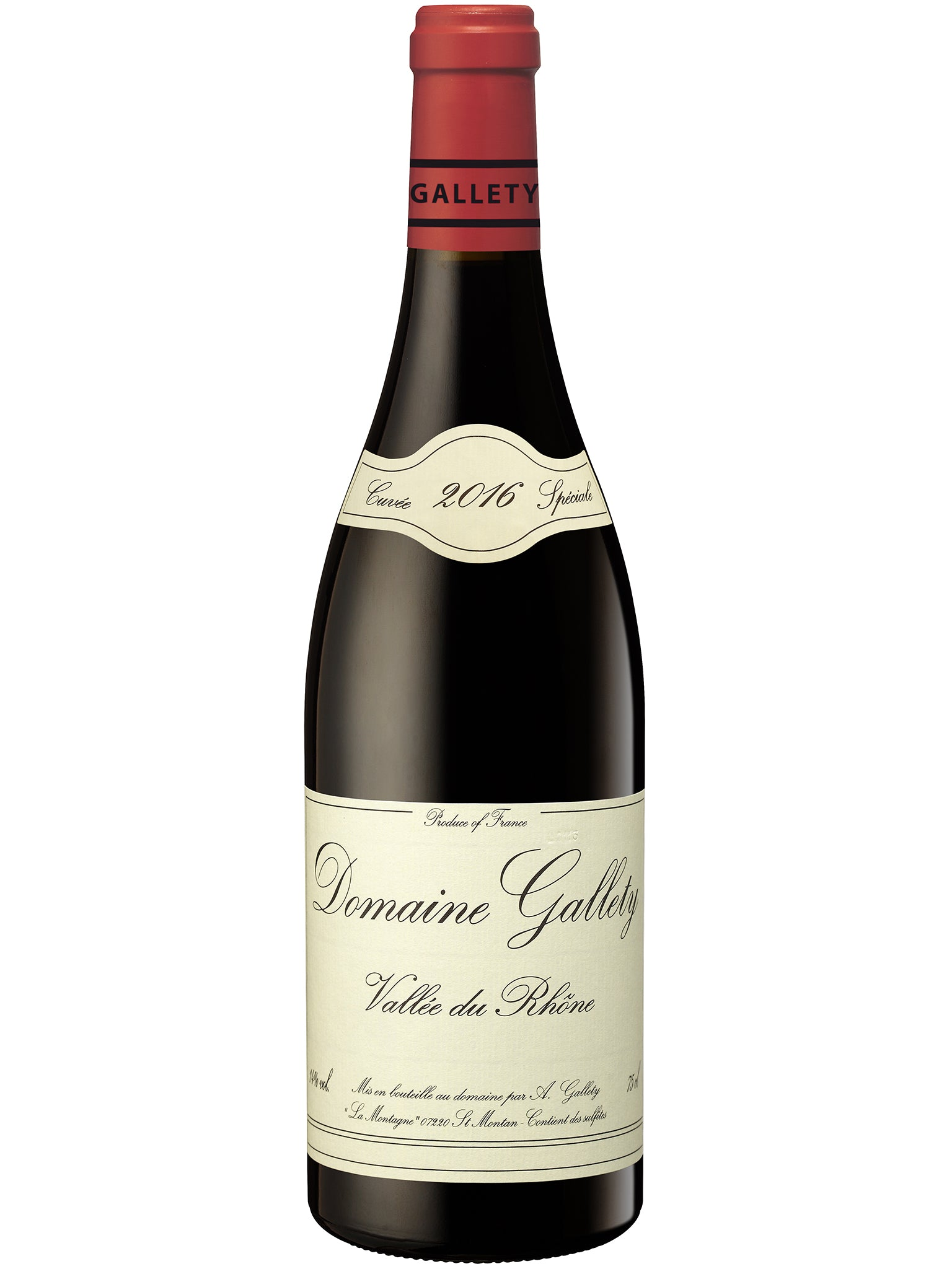 Domaine Gallety Rouge 12pk 2016
