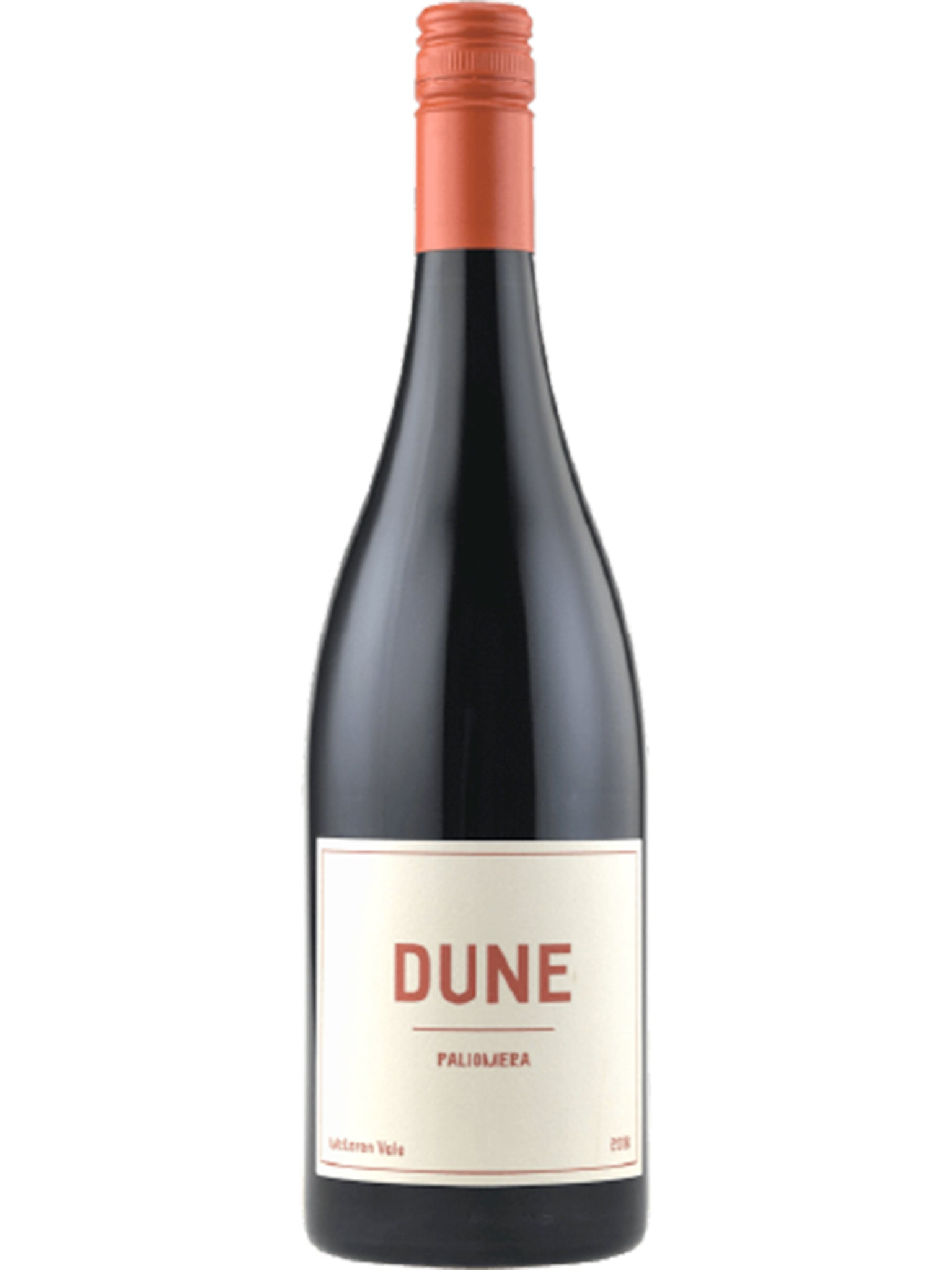 Dune Paliomera Shiraz SO2 Free 12Pk 2018
