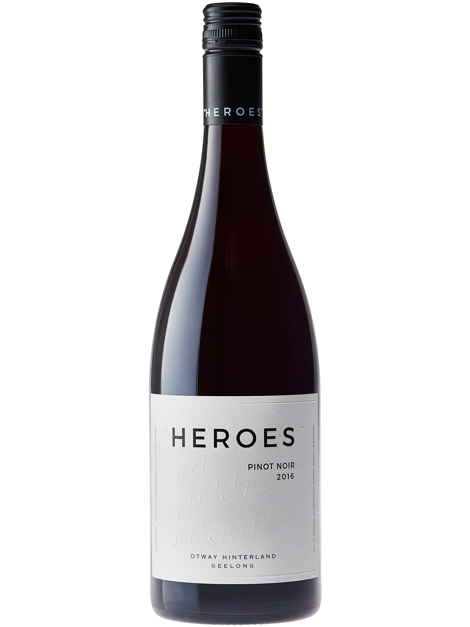 Heroes Vineyard Pinot Noir 12pk 2017 - Sold Out