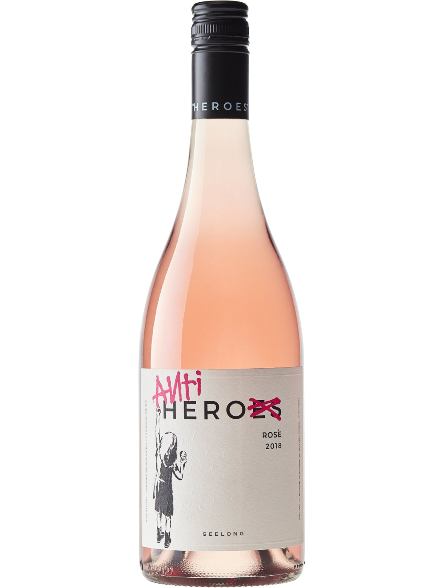 Heroes Vineyard 'Anti-Hero' Rosé 12pk 2018