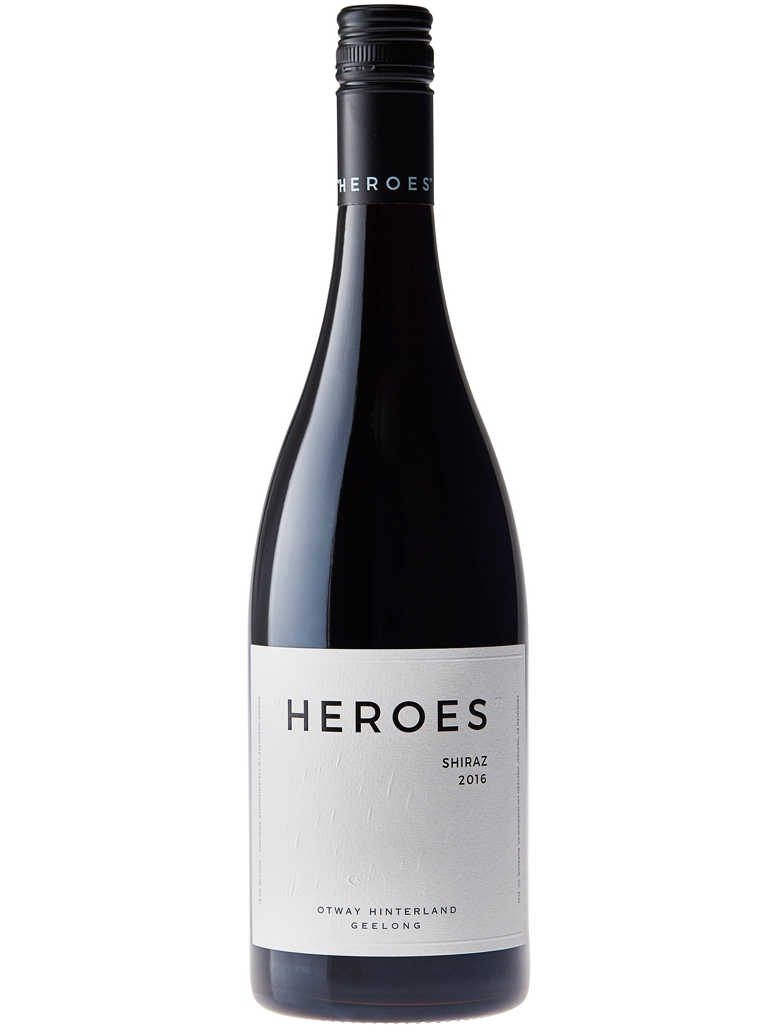 Heroes Vineyard Shiraz 12pk 2016