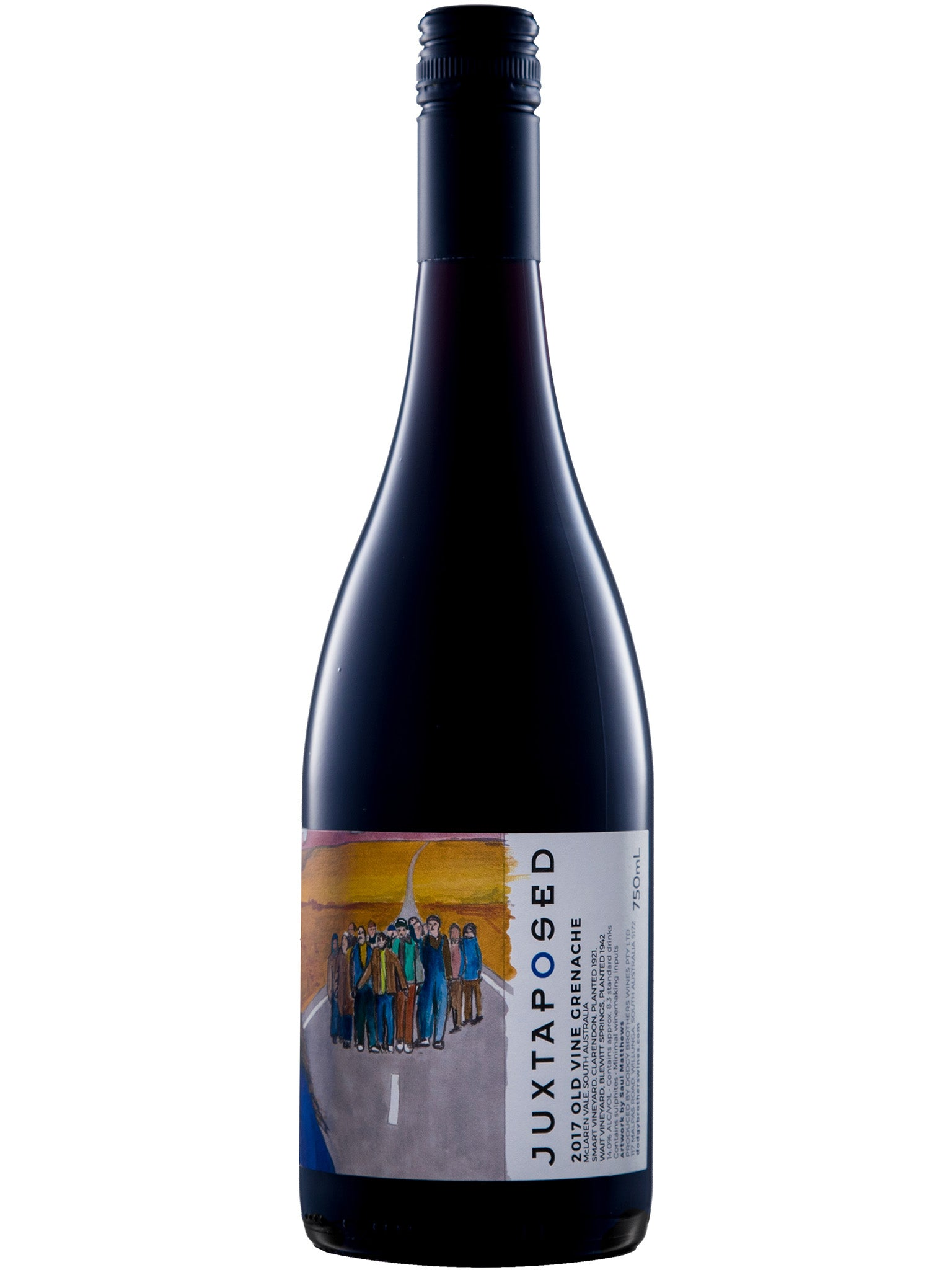 Juxtaposed Old Vine Grenache 12pk 2017