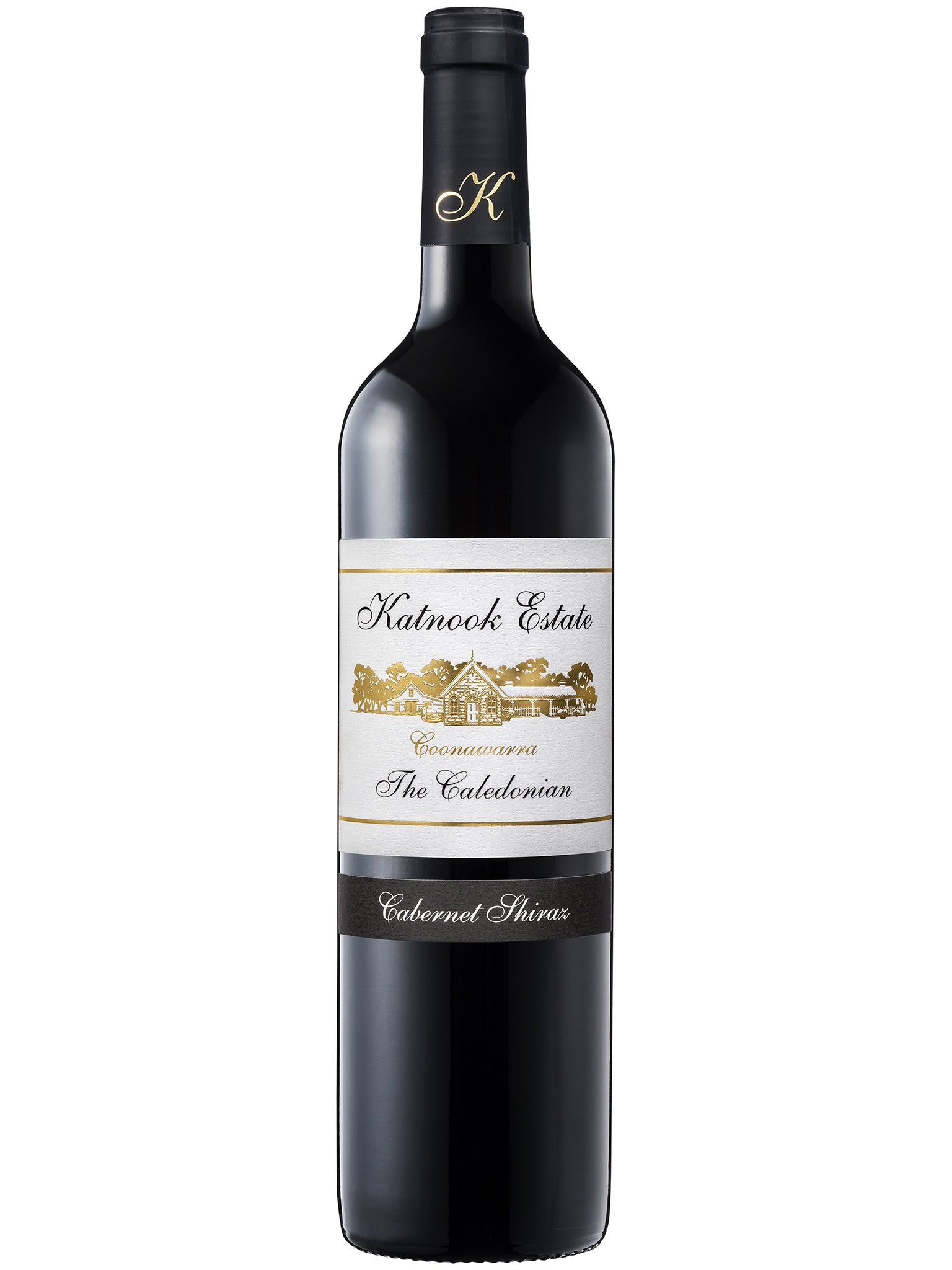 Katnook Estate Caledonian Cabernet Shiraz 6pk 2016