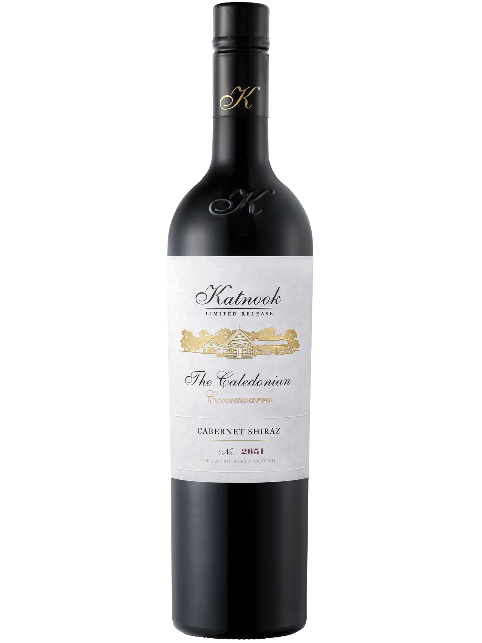 Katnook Estate Caledonian Cabernet Shiraz 6pk 2017