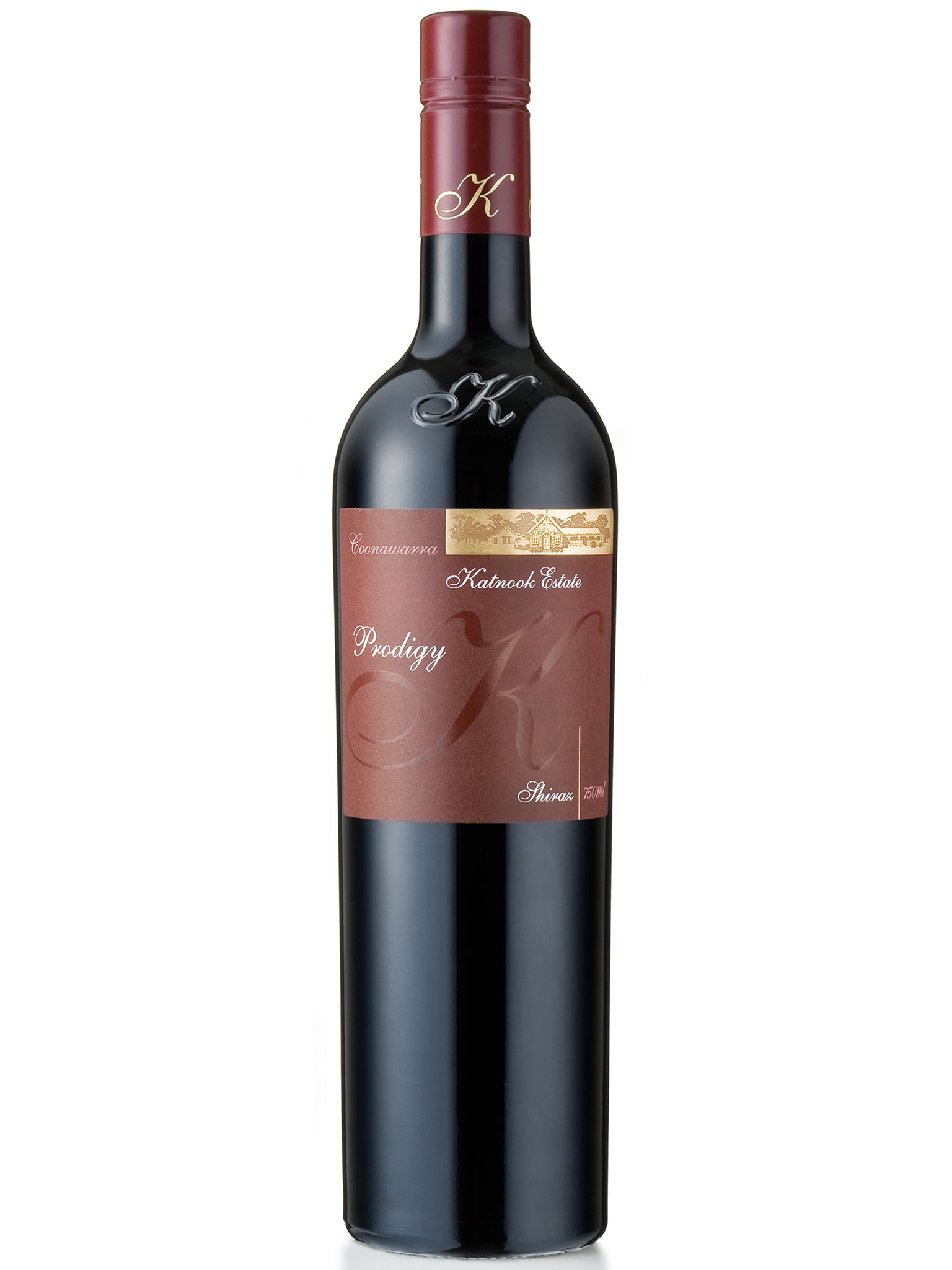 Katnook Estate Prodigy Shiraz 6pk 2012