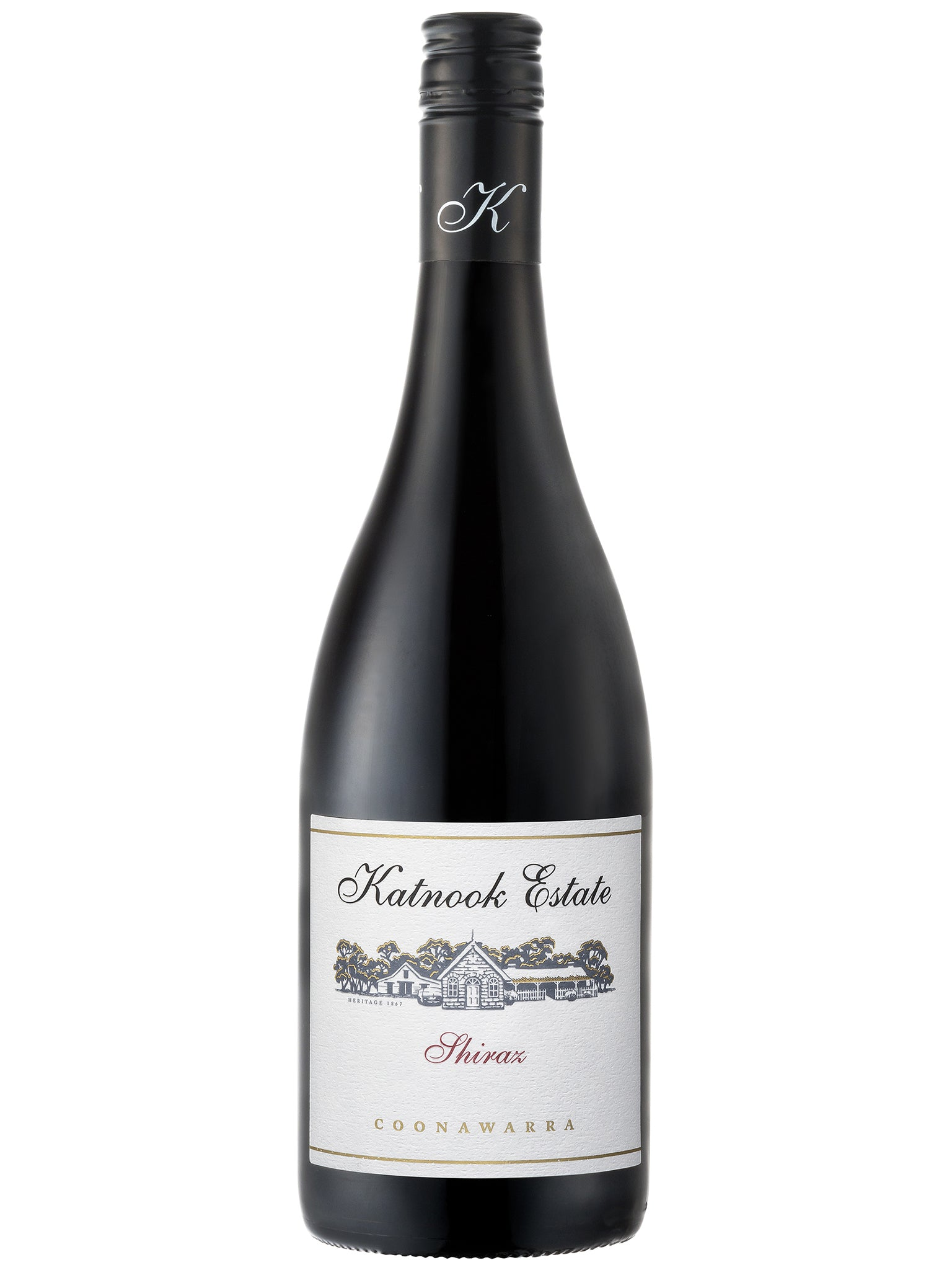 Katnook Estate Shiraz 6pk 2015