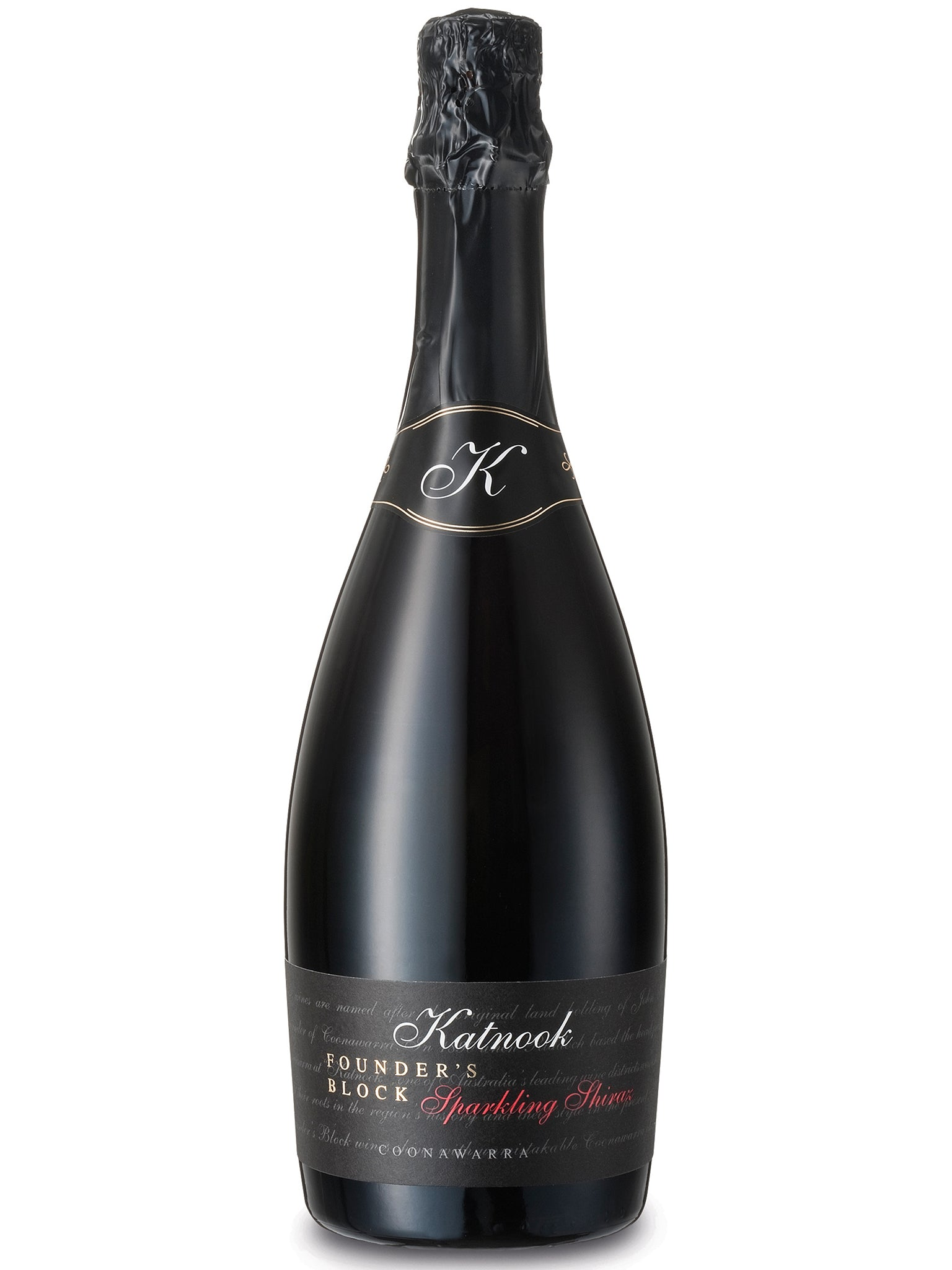 Katnook Founder's Block Sparkling Shiraz 6pk 2017