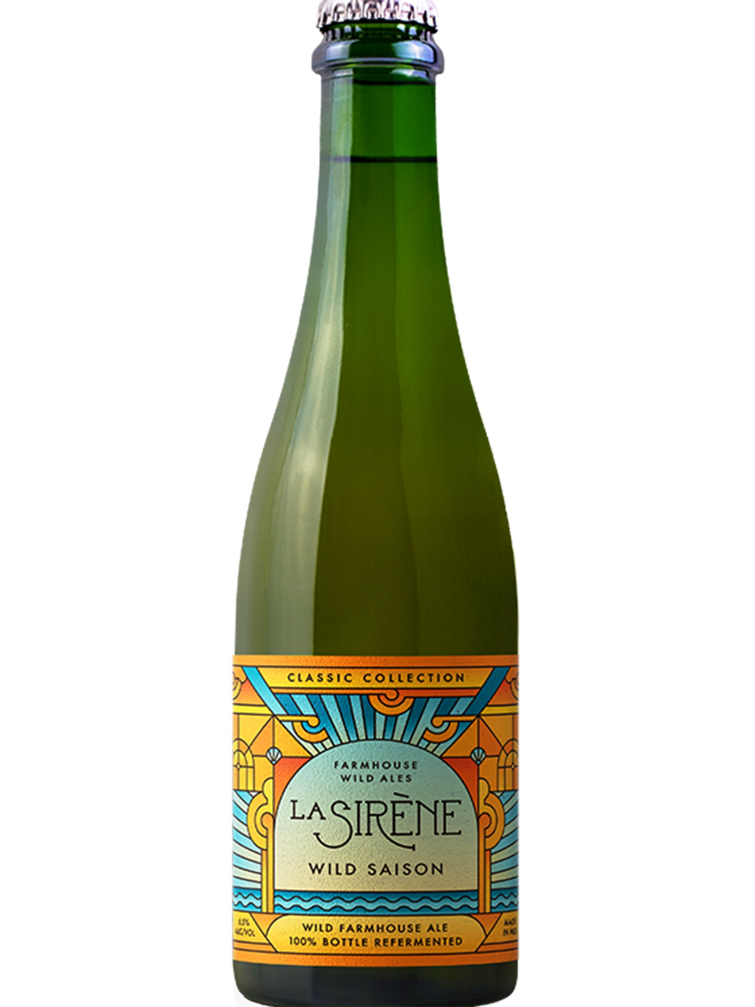 La Sirene Wild Saison 375ml Bottle 12pk