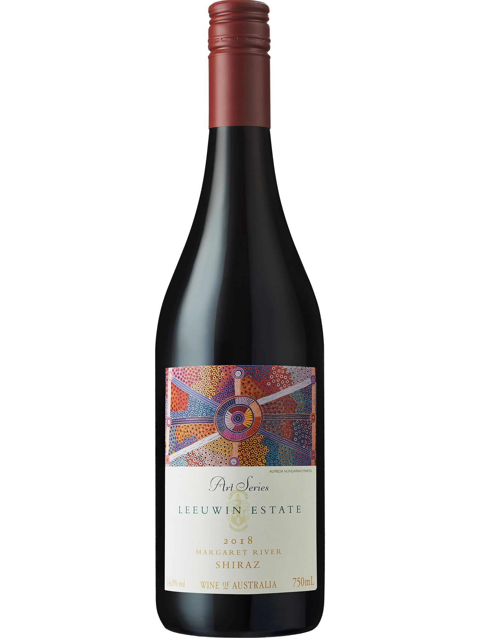 Leeuwin Art Series Shiraz 12pk 2018
