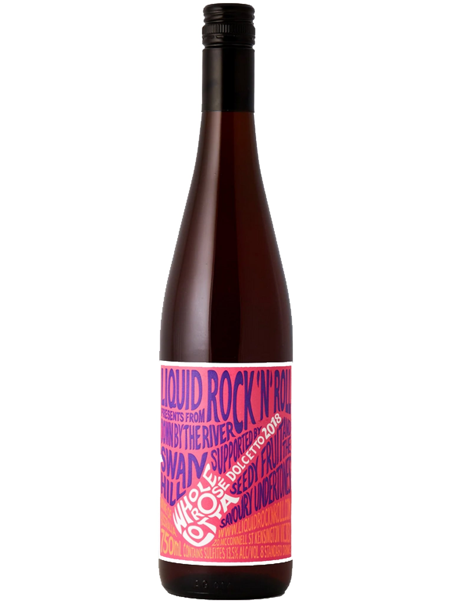 Liquid Rock'n'Roll Whole Lotta Rosé 12pk 2018