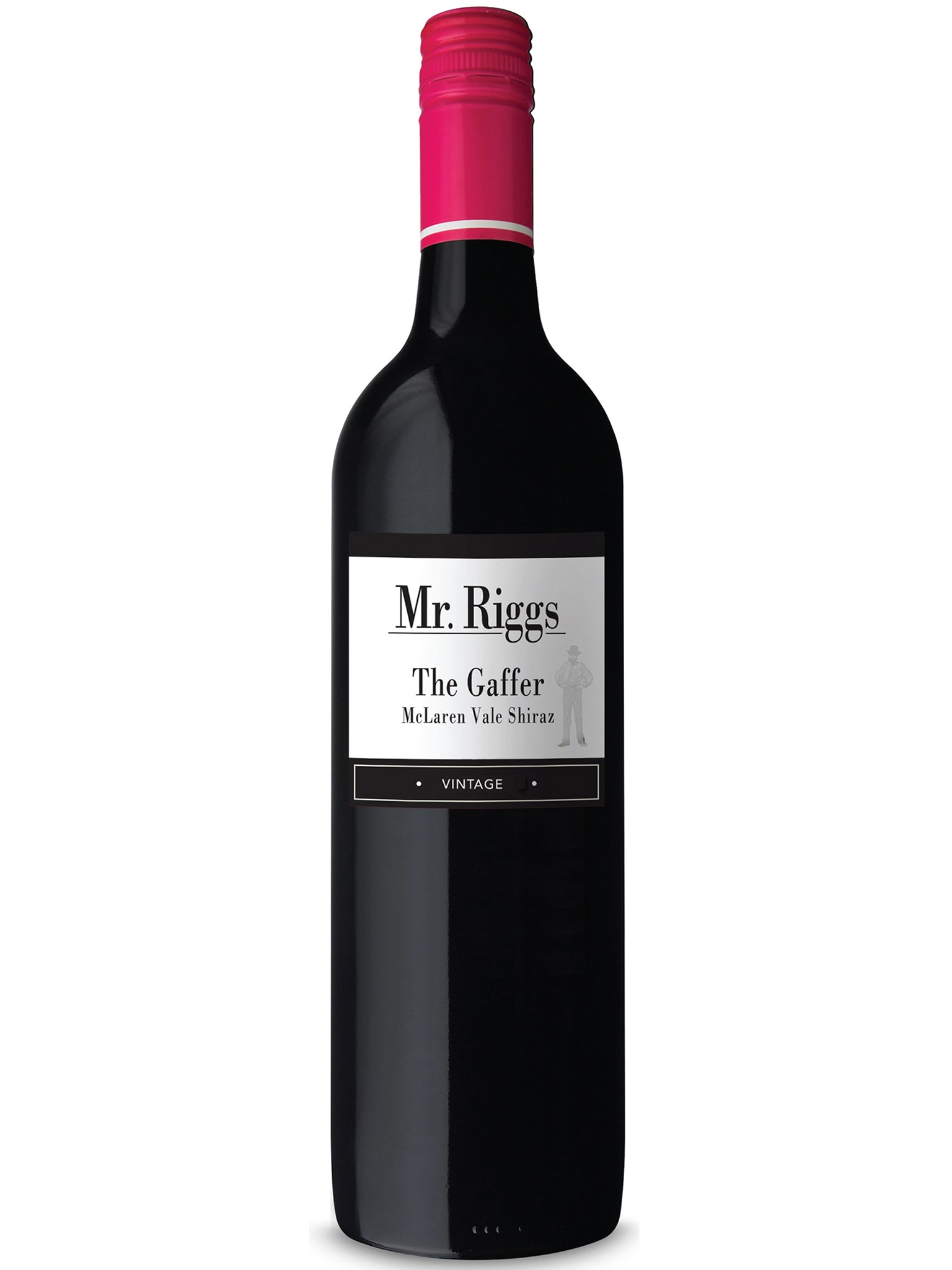 Mr. Riggs The Gaffer Shiraz 12pk 2016