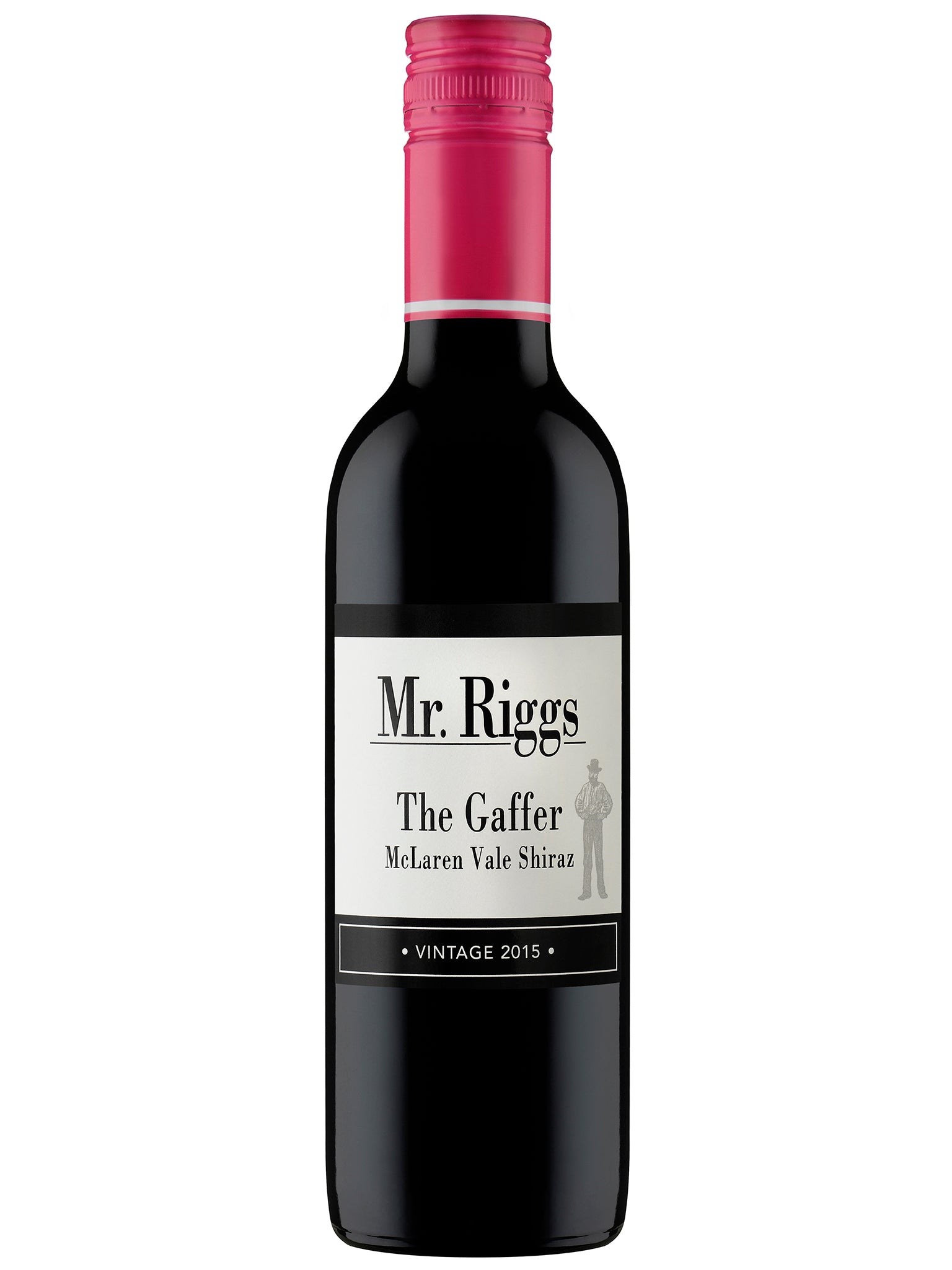 Mr. Riggs The Gaffer Shiraz 375ml 12pk 2015