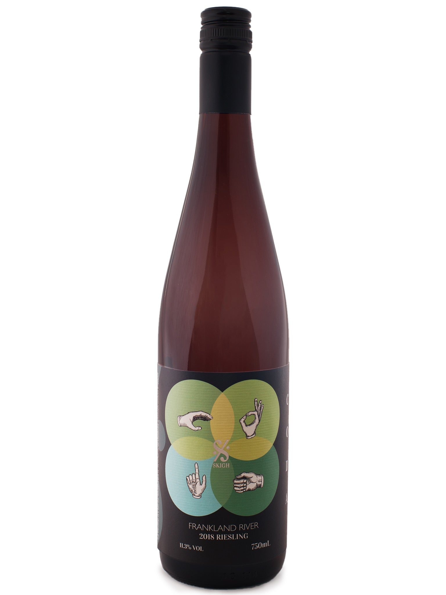 Skigh Wines Coda Riesling 12pk 2019