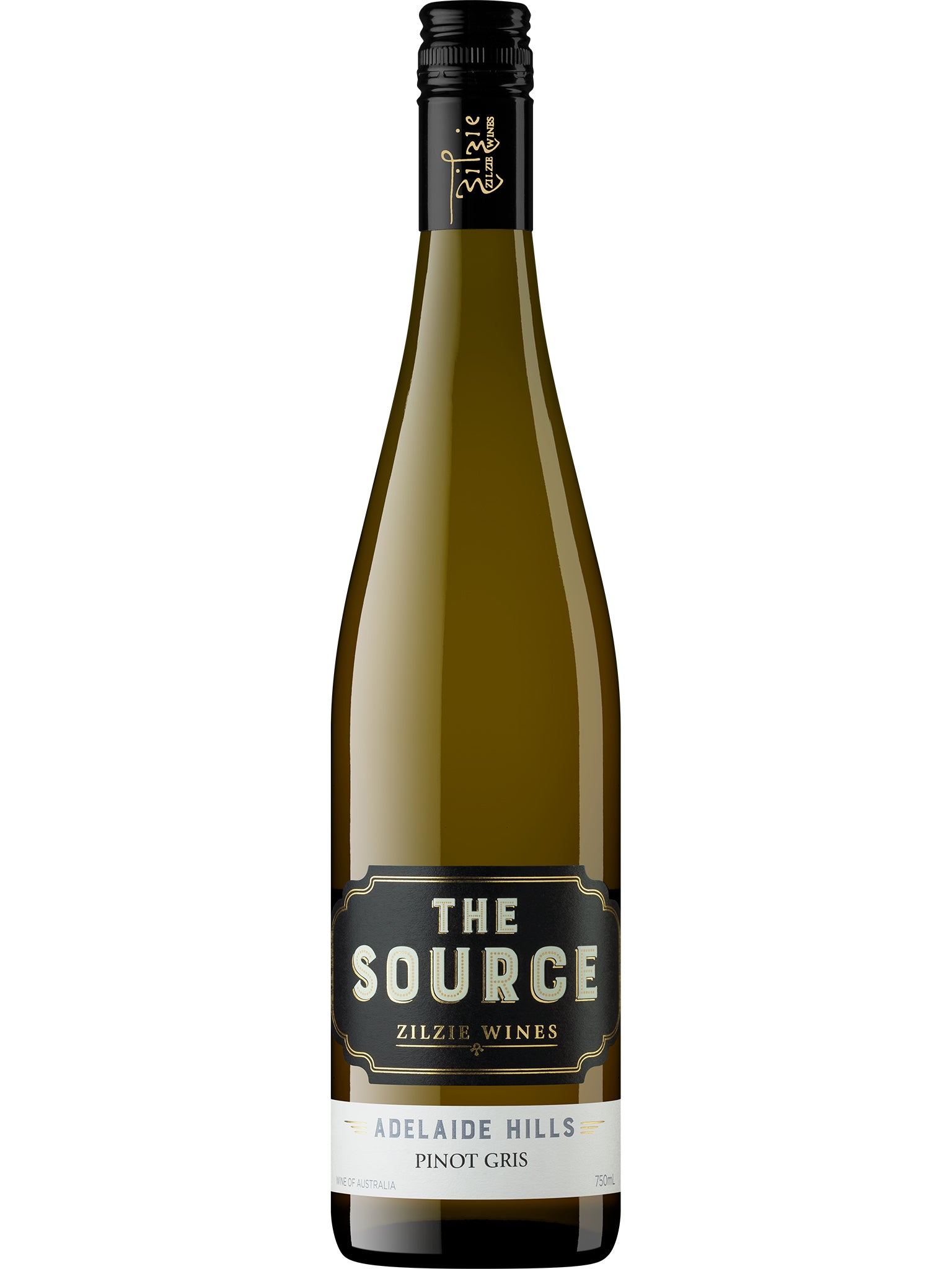 Zilzie The Source Adelaide Hills Pinot Gris 12pk 2018