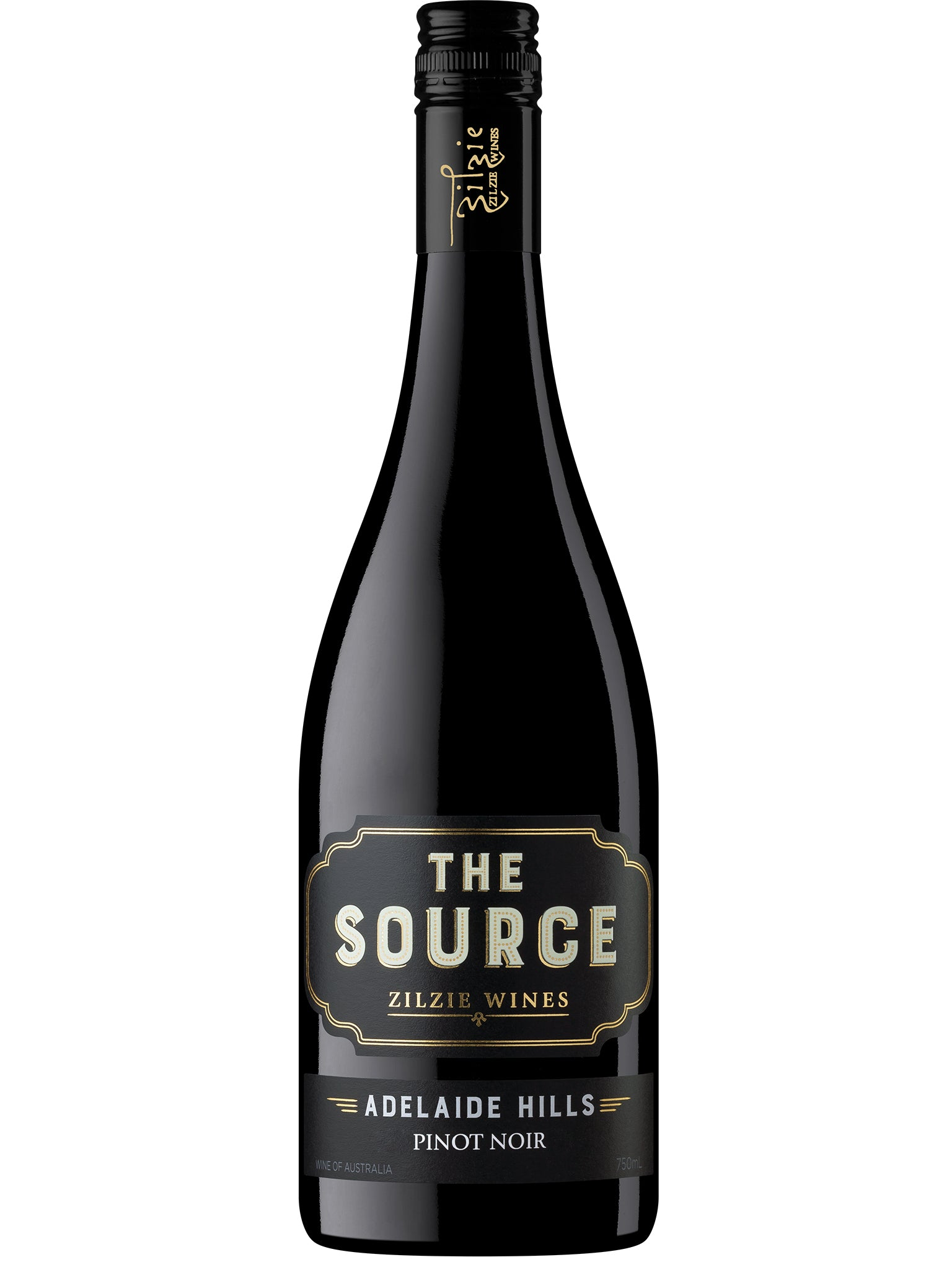 Zilzie The Source Adelaide Hills Pinot Noir 12pk 2019
