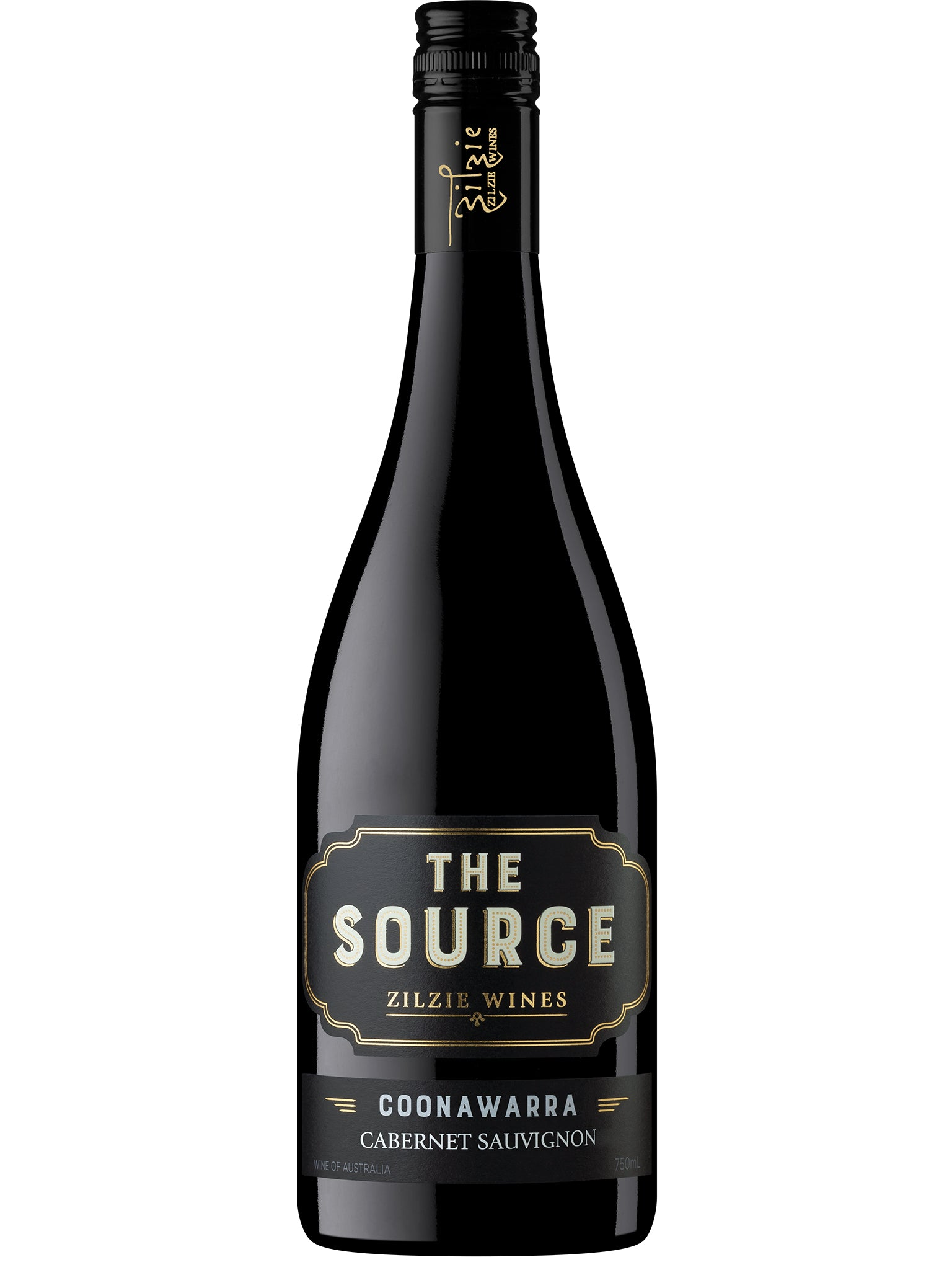 Zilzie The Source Coonawarra Cabernet Sauvignon 12pk 2015