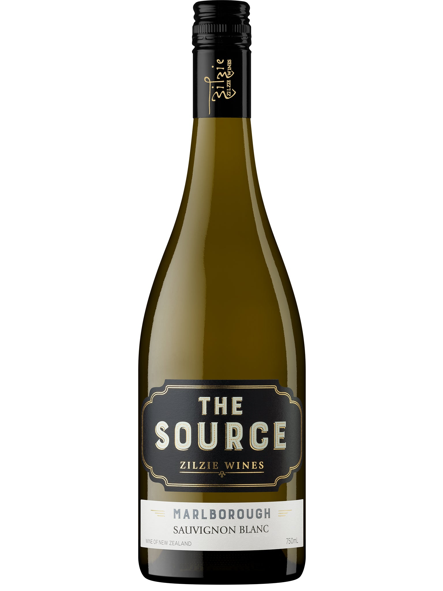 Zilzie The Source Marlborough Sauvignon Blanc 12pk 2018