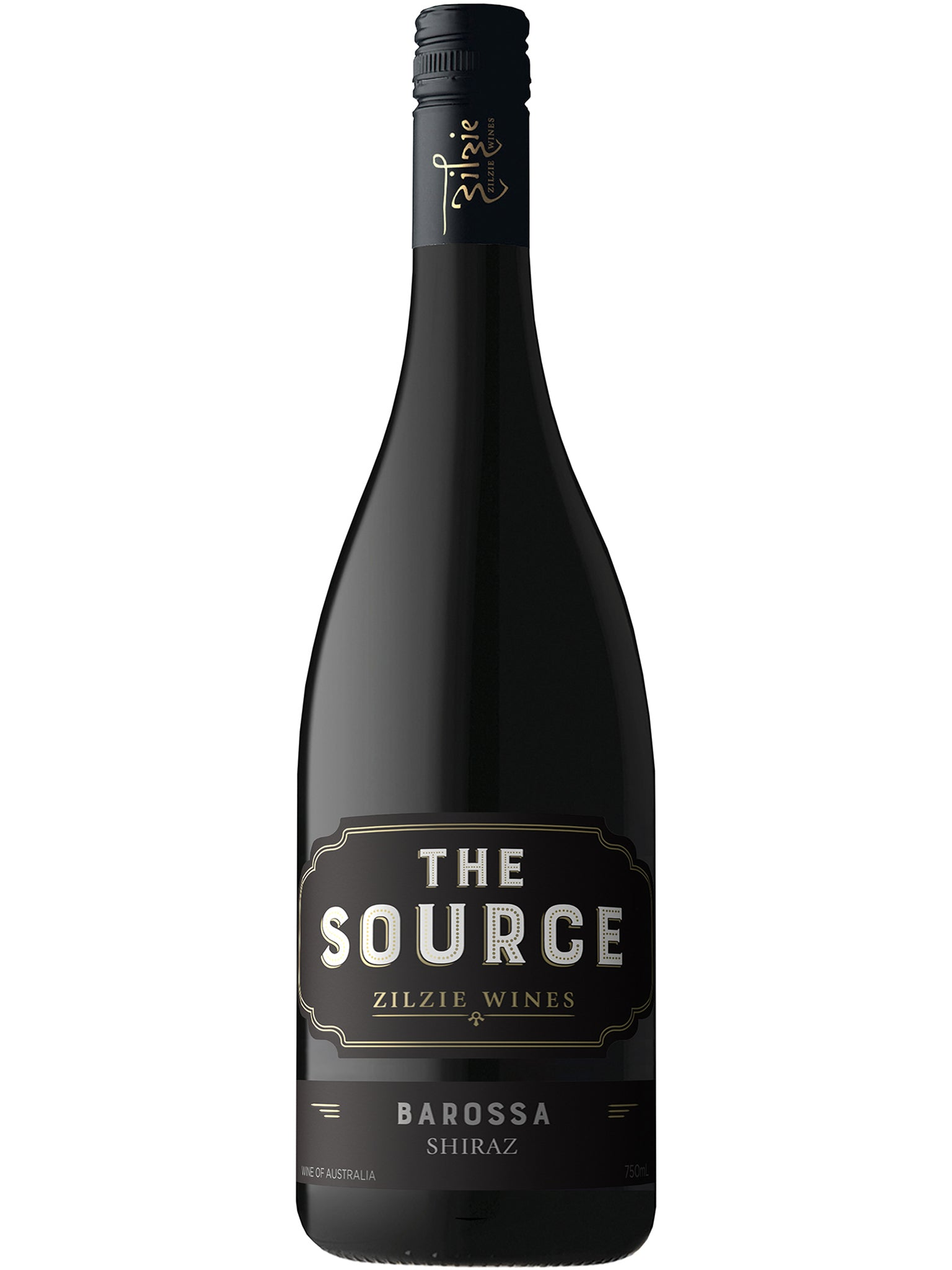 Zilzie The Source Barossa Valley Shiraz 12pk 2015