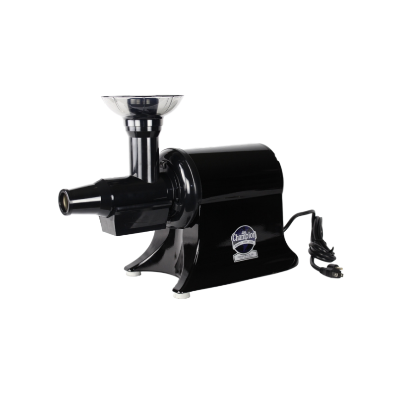 CHAMPION COMMERCIAL JUICER 2000, Model: G5-PG710 (Available in Black or White)