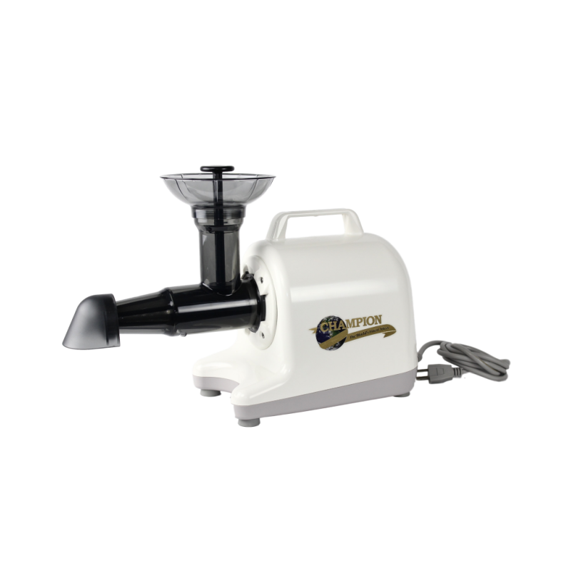 CHAMPION HOUSEHOLD JUICER 4000 (Available in White, Black or Red)