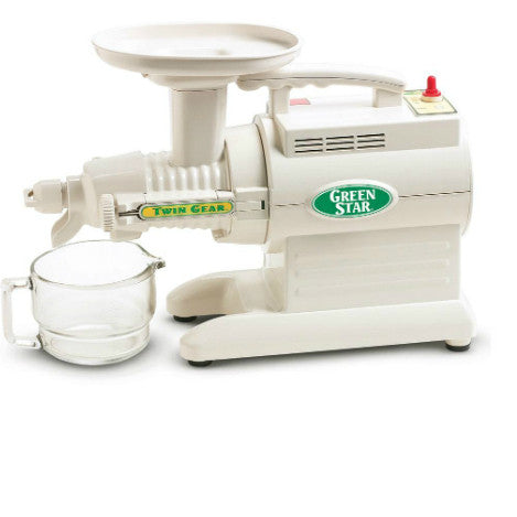 Tribest Greenstar Original, GS-1000-B Basic HD Twin Gear Juicer
