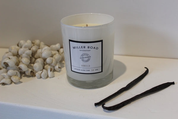 Miller Road Candle - Vanilla