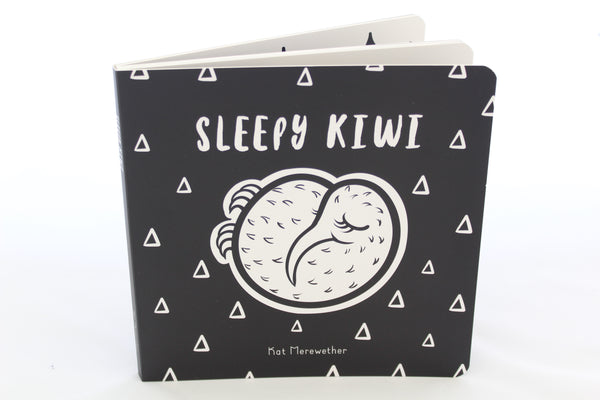 Sleepy Kiwi Book