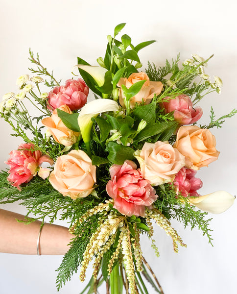Pretty and Pastel Bouquet