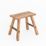 Wooden Teak Bench - small