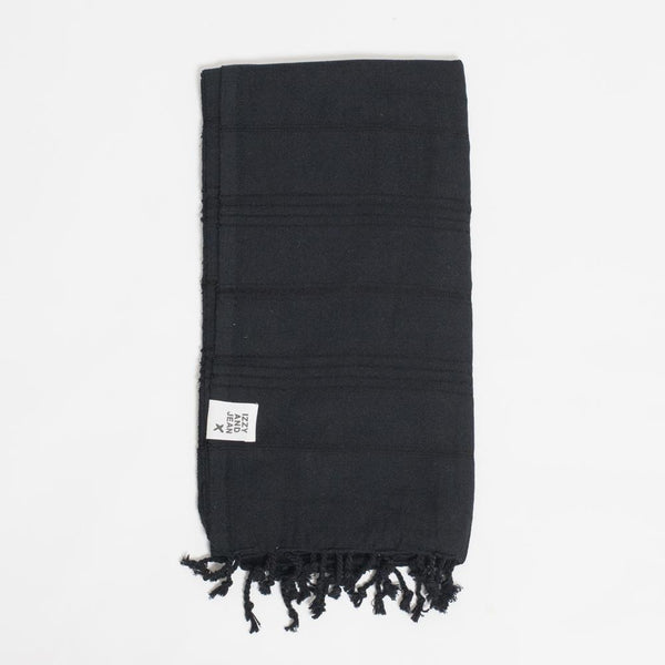 Turkish Towel - Jet