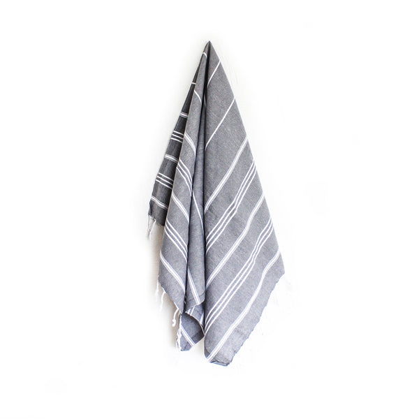 Small Towel - Grey