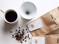 coffee box subscription gifts for wedding