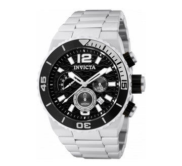 Invicta 1341 Men's Stainless Steel Chronograph Quartz Watch