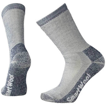 Smartwool Men's Socks - Trekking Heavy Crew, Navy, Large | SW0SW131-410-L