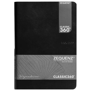 Zequenz Classic 360 Notebook The Color A6 Dotted Lilac360-TCJ-MINI-LLD