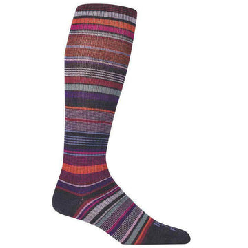 Farm To Feet Women's Socks - Ithaca Knee High, Pumpkin | 9695-960-PTBY