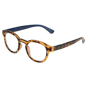 B+D Unisex Eyeglasses - Digital Screen Full Rim, Matte Tortoise | 2285-88