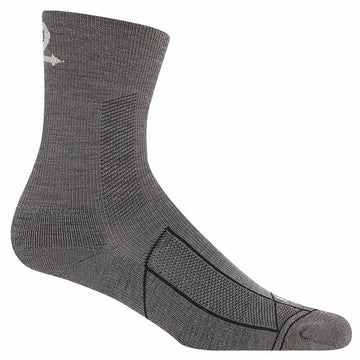 Farm to Feet Men's Socks - Greensboro 3/4 Crew, Dark Shadow | 8561-021-DS
