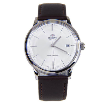 Orient AC0000EW Bambino III Men's White Dial Automatic Watch
