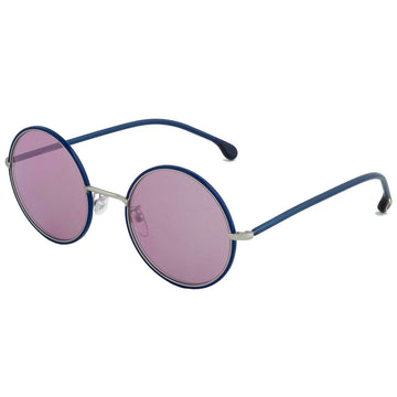 Paul Smith Unisex Sunglasses - Alford Deep Navy/Matte Silver | PSSN004V2-04-51-21-145