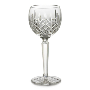 Waterford 6003180800 Lismore Crystal Hock Glass, 6 oz