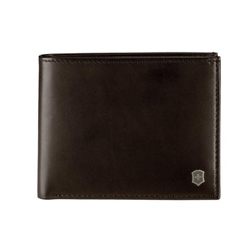 Victorinox Men's Wallet - Altius Edge Appolonios with RFID, Dark Earth | 605330
