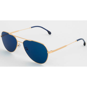 Paul Smith Unisex Sunglasses - Angus Gold Metal Frame | PSSN006V2-02-58-17-145